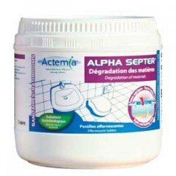 Alpha Septer pour fosse septique