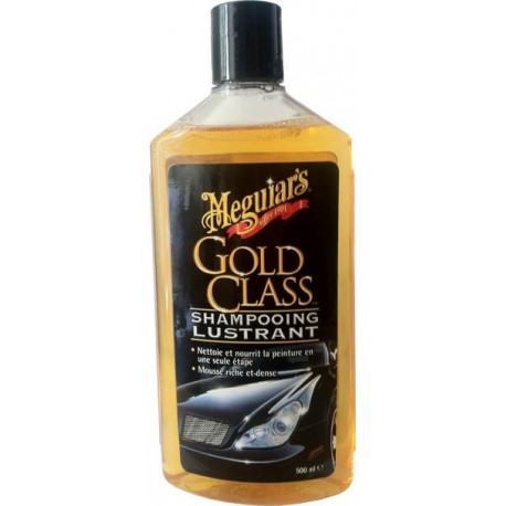 Shampooing lustrant Gold Class Meguiar's