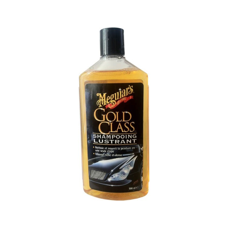 shampooing lustrant gold class meguiar 39 s. Black Bedroom Furniture Sets. Home Design Ideas