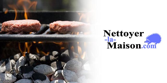 nettoyer un barbecue