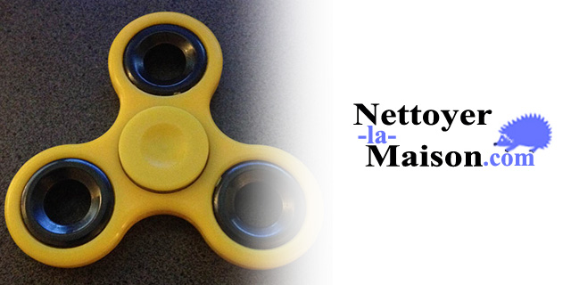 Comment nettoyer son hand spinner